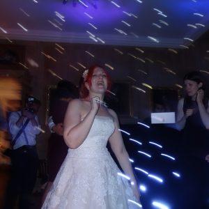Grant wedding